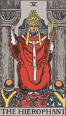 法王タロット