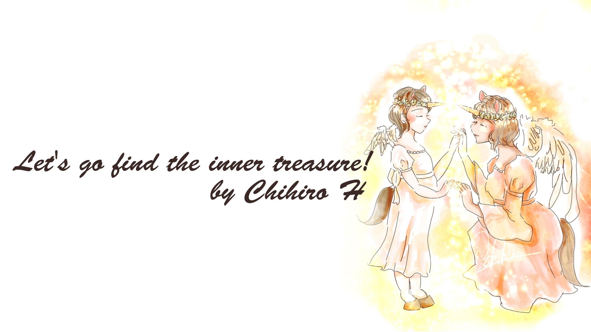 天使の小さな女の子と女性が対話するイラスト