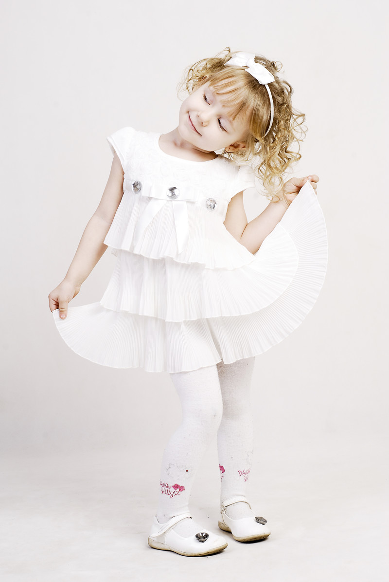 純白の天使
